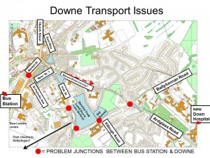Downpatrick Road Access to New Downe